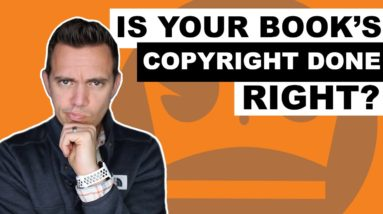 How to Copyright Your Book in Under 7 Minutes