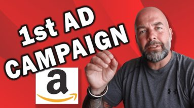Increase Profits with Your FIRST Amazon Ads for Low Content Books