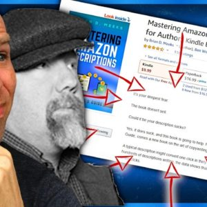 Mastering the Amazon Book Description: What You NEED to Know