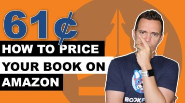 Pricing Your Book Below 99 Cents: On Amazon!