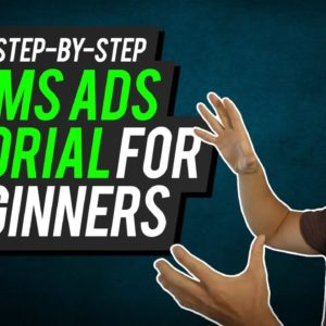 AMS Ads for Kindle Publishing - Step-by-Step Amazon AMS Ads Tutorial for Beginners