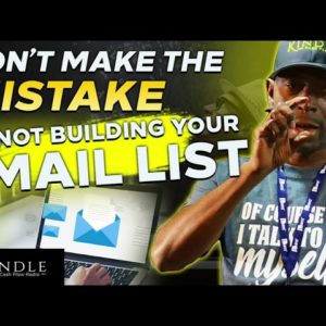 Don't Make The Mistake Of Not Building Your Email List With Joshua Montoya