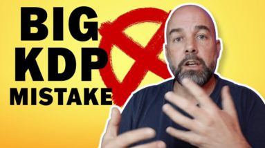 Avoid This Single Mistake Killing Your KDP Low Content Book Sales