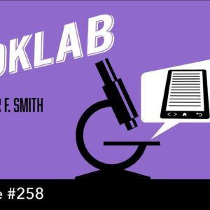 BookLab with Peter F Smith (The Self Publishing Show, episode 258)