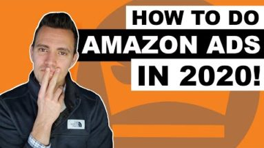 How to Do Amazon Book Ads - in 2020!