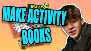 Should You Be Creating Activity KDP Books For 2021?