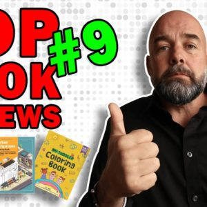Surprising KDP Niche UNCOVERED - KDP Low Content Book Reviews #9