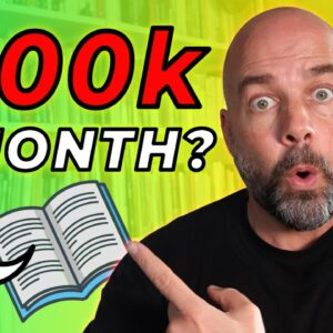 $100k a Month Publishing Low Content Books? - Amazing KDP Niche Research