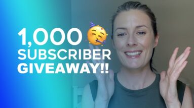 1K Subscriber Giveaway - Amazon KDP Low Content Book Publishing