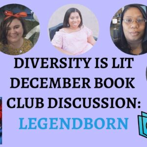 Diversity is Lit Book Club Discussion: Legendborn