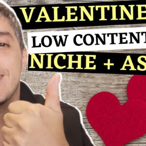How To Make KDP Valentine Low Content Books For Amazon