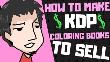 How To Make Multiple KDP Low Content Coloring Books In 2021