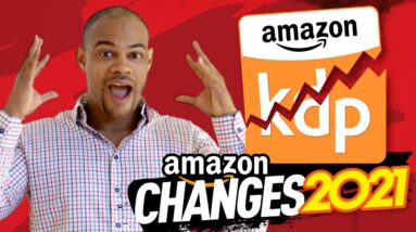 Self Publishing 2021: The ONE Change ALL Kindle Publishers MUST KNOW