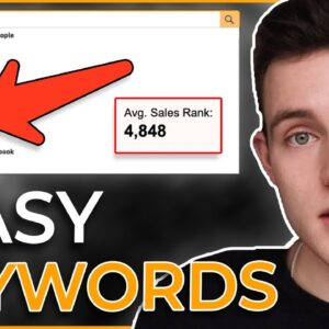 1 Simple Trick for super EASY Keyword Research (Kindle Direct Publishing)