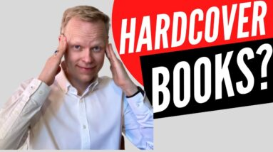 How To Get Started Self Publishing Hardcover Books?