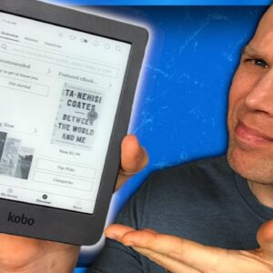 Kobo Nia eReader Review: 2020 Model Unboxing