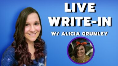 Live Write-In | Productivity Sprints
