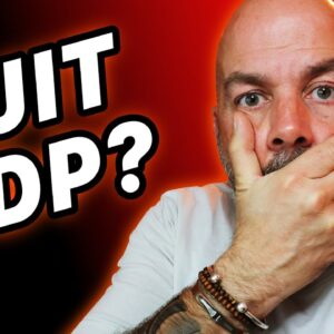 Quitting KDP Self Publishing in 2021? - WATCH THIS NOW