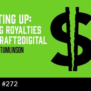 Splitting Up: Dividing Royalties with Draft2Digital  (The Self Publishing Show, episode 272)