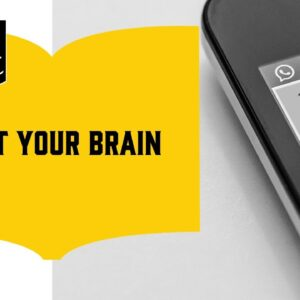 How to Boost Your Word Count (11/18): Meet Your Brain