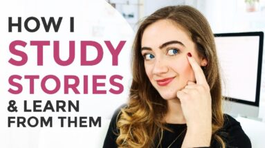 How To Study Stories and Learn From Them (+ FREE Study Guide!)