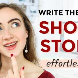 How to Write a Short Story (with NO experience!)