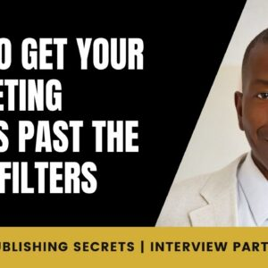 How to Get Your Marketing Emails Past the Spam Filters | Interview with Kelly Conklin | Part 3/4