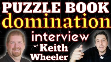Puzzle Book Domination With Keith Wheeler Learn To Earn With KDP Puzzle Books