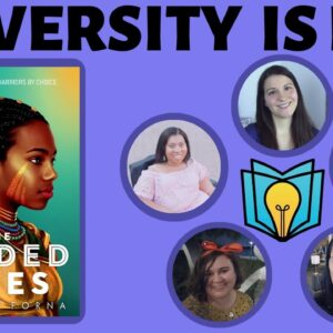 The Gilded Ones | Diversity is Lit Book Club Discussion
