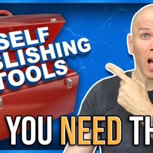 5 Best Tools for Self-Publishing | #shorts