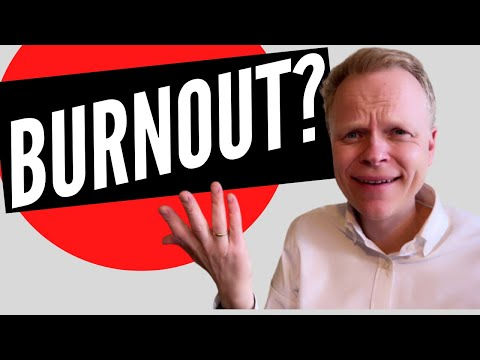 Do you recognize the 3 early warning signs of author burnout?