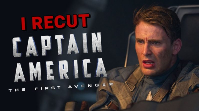 How Captain America Should Have Started