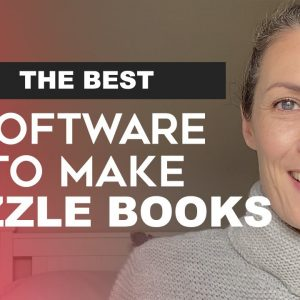 Sell Puzzle Books On KDP - Which Software Is The Best To Sell Low Content Books On Amazon KDP??